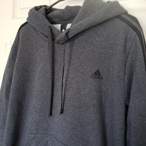 Adidas Hoodie with Small Logo